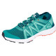 Salomon Crossamphibian Swift Shoes Women green
